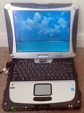 Panasonic Toughbook CF-19 Rugged Laptop tablet 1.06Ghz 2gb 250gb non-touch WinXP