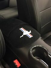 2015-2017 Ford Mustang CENTER CONSOLE ARMOUR COVER WITH PONY LOGO BRAND NEW
