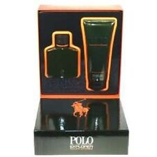 Polo Explorer By Ralph Laureen 2pc Gift Set 2.5oz.edt Spray+6.7oz. Hair &Body