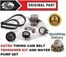 SKODA FABIA 1.4 16V 1999-->ON NEW TIMING CAM BELT TENSIONER SET + WATER PUMP KIT