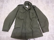 BY ALPHA VINTAGE U.S ARMY AFTER VIETNAM M65 JACKET GREAT COND NOT MUCH USED 1979
