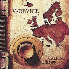 V-DEVICE-CALLING EUROPE CD NEW