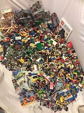HUGE! Nice 40 Lbs Pounds LEGO LOT! Harry Potter Star Wars Technic Vintage Space!