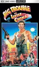 Big Trouble in Little China UMD Movie PSP Disc ONLY