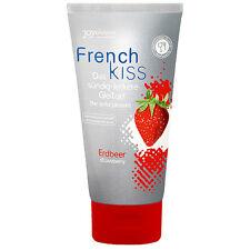 sexy shop LUBRIFICANTE COMMESTIBILE ALLA FRAGOLA FRENCH KISS STRAWBERRY 75 ML