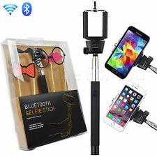 Kitvision Universal 110cm Bluetooth WiFi Selfie Stick Phone Holder with Props