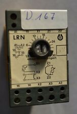 Schiele ansprechverzögertes Zeitrelais LRN (1,5-30s) (D.167)