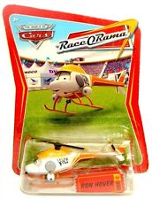 Disney Pixar World of Cars Race-O-Rama #69 Ron Hover Helicopter Die-Cast Vehicle