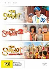 The Sandlot 1+2+3 : NEW DVD