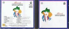 RICCIOLI cd di UMBERTO NAPOLITANO - GRANDE LOTTO 50 CD - 1991