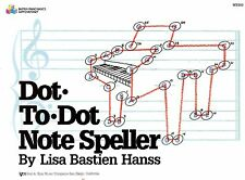 """DOT-TO-DOT NOTE speller "" - Sticking with the Basics, Primer Level"