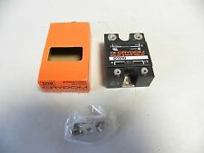 New UNUSED Crydom Model No. D1210 Solid-State Electric Relay (A3)