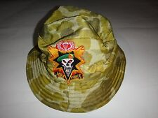 Vietnam War US 5th Special Forces Group MACV-SOG MIKE FORCE Camo Boonie Hat