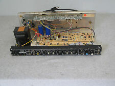 Vintage Peavey Combo 300 Bass Amplifier, Chassis Only for Parts or Repair