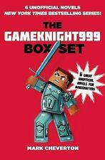 NEW The Gameknight999 Box Set by Mark Cheverton Minecraft Unofficial Novels Book