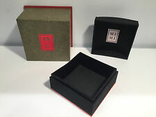 MIMI Jewels - Black Case Box - For Jewelry - 100% Genuine - For Collectors