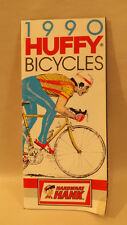 Vtg 1990 Huffy Bicycle Brochure BMX,Mountain,10 Speed Touring From Hardware Hank