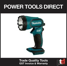 BRAND NEW MAKITA BML185 18V CORDLESS TORCH WORKLIGHT SKIN - GENIUNE AUST STOCK