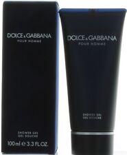 Dolce & Gabanna by Dolce & Gabanna for Men Shower Gel 3.3 oz. New in Box