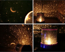 Twilight Stars Star Moon Master Beauty Projector Night Lights Lamp Sleep Help