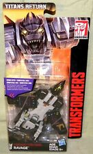 RAVAGE Transformers Generations Titans Return 2016 Legends Soundwave Compatible
