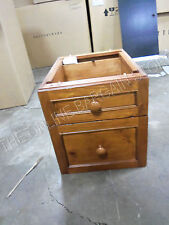 Pottery Barn Kids Thomas Drawer file desk cabinet nightstand side table no top