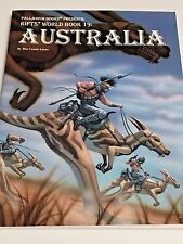 Rifts World Book 19: Australia - Palladium Books - Excellent Shape