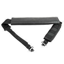 Tactical Black Shotgun Sling With QD Swivels And Shell Carrier Fits Mossberg 500