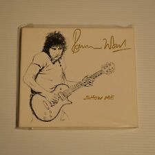 (THE ROLLING STONES)RONNIE WOOD - SHOW ME -  1992 US CDSingle DIGIPACK  2-TRACKS