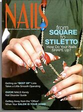 Nails - 2007, November - How Do Your Nails Shape Up, Nail Medical Disorder Guide