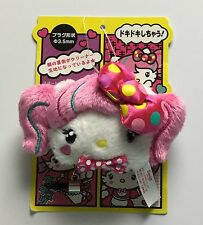 2014 Sanrio Hello Kitty Japan Animation Twin Tail Smartphone Ear Jack Plug*Japan