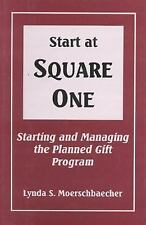 VG, Start at Square One, Moerschbaecher, Lynda, 1566250897, Book