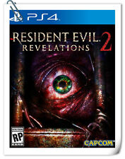 PS4 Resident Evil Revelations 2 ENG / 惡靈古堡 中英文版 SONY Capcom Action Games