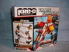 Predaking Micro Changers Combiners 80 pcs Kre-O Transformers Hasbro New 2012