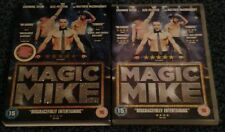 Magic Mike (DVD) slipcase + Special Features Channig Tatum Matthew McConaughey