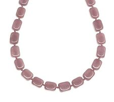Lola Rose Aila Necklace in Elderberry Quartzite