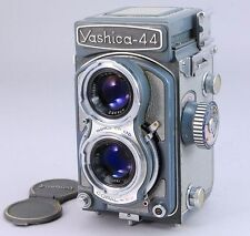 【Exc+++++!!!】 YASHICA 44 4x4 127 FILM TWIN LENS REFLEX TLR CAMERA From Japan