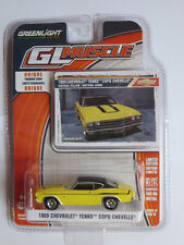Greenlight 1:64 Muscle Series 14 - 1969 Chevrolet Yenko Copo Chevelle Brand new