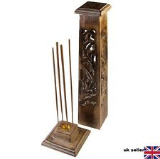 INCENSE TOWER BURNER ANTIQUE STYLE - INCENSE STICK HOLDER TOWER ASH CATCHER