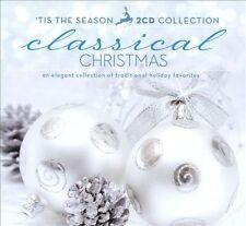 Tis The Season  Classical  Christmas  Target Exclusive  2 CD Collection  SEALED