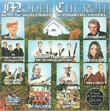 Model Church Best Of Bluegrass & Country Gospel by Various Artists (CD, 2008,...