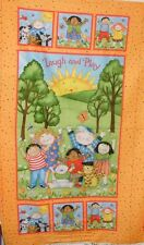 SPX Quilt Fabric Children's Wall Hanging Panel You Are My Sunshine Play 2/3 Yd