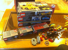 Technic Lego 850 851 854 Very Old and Rare Sets Bundle Original 878 877 875