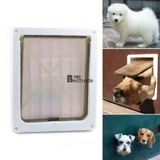 "Dog/Cat/Pet Door Safe Entry ,Extra Large ,13""x 11"" Flap Door ,Telescoping Frame"
