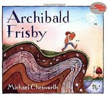 Archibald Frisby (Reading Rainbow Books)-ExLibrary