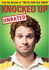 Knocked Up  DVD Seth Rogen, Katherine Heigl, Paul Rudd, Leslie Mann, Jason Segel
