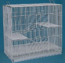 NEW Small Animal Sugar Glider Chinchilla Ferret Rat Mice Cage K701H White-409