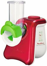 Moulinex DJ8115 Factory Fresh Express MAX chopper white-red
