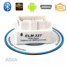 Wireless ELM327 OBD2 OBD-II V2.1 Car Bluetooth Android Scan Tool  For Mobile PC