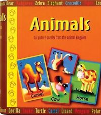 Animals: 26 Picture Puzzles from the Animal Kingdom (Early Start Singles)